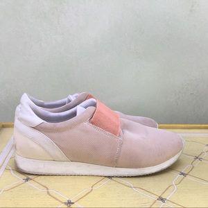 VAGABOND Kasai Knit Millennial Pink Slip-On